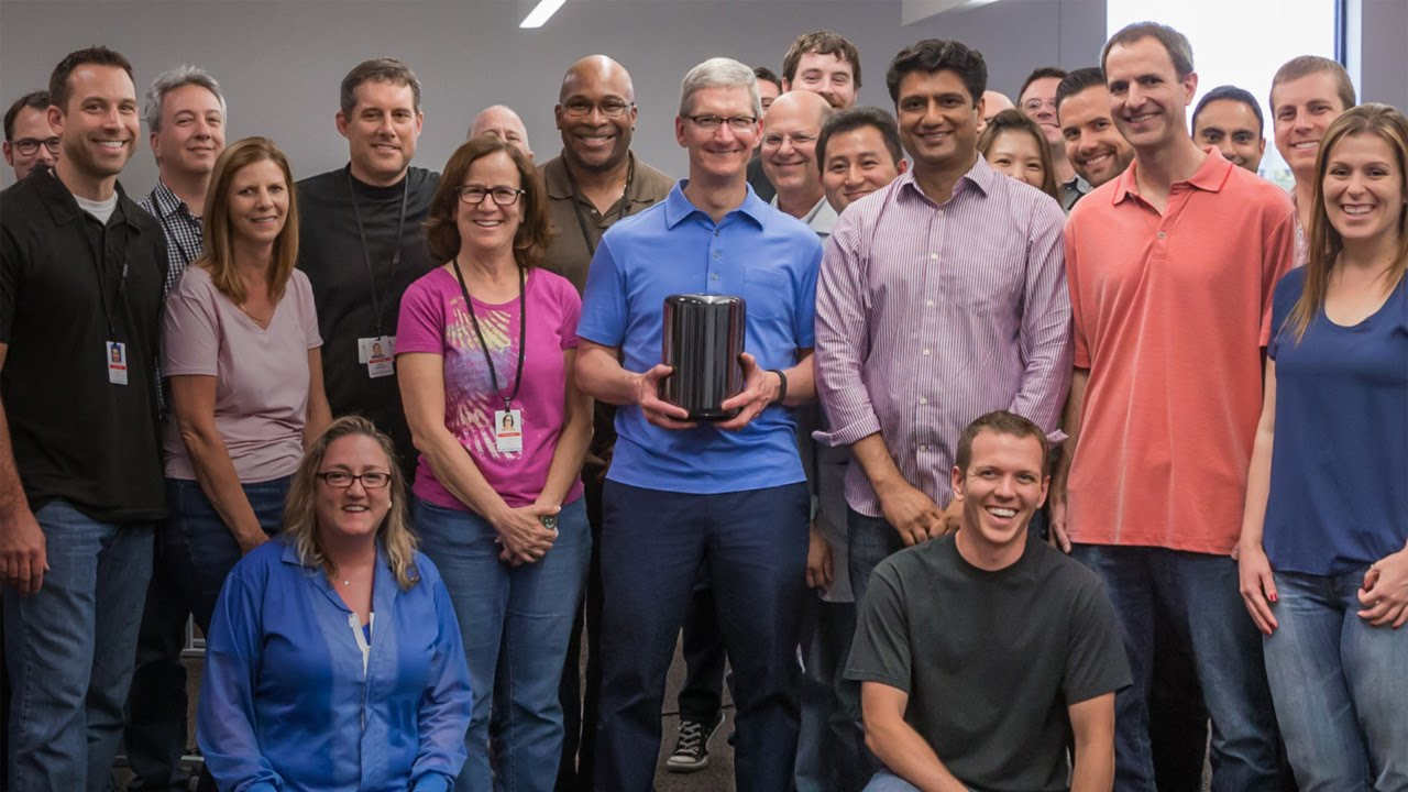 """Inclusion Inspires Innovation"", Apple and Diversity"