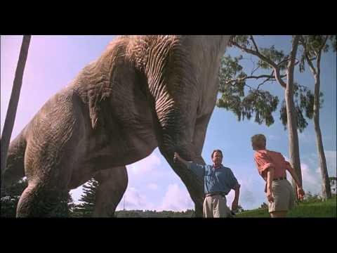 Jurassic Park 1 - Bienvenue (Scène Culte)