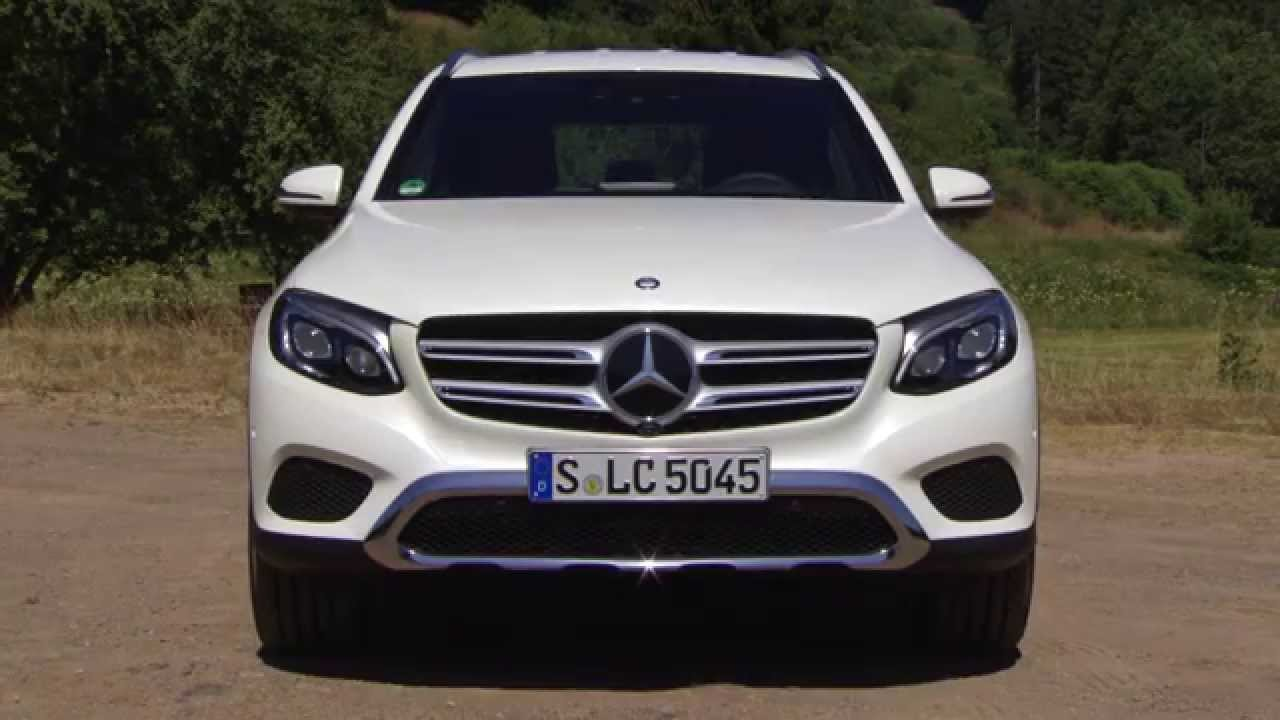 mercedes benz glc 350 e 4matic diamond white world premiere youtube. Black Bedroom Furniture Sets. Home Design Ideas