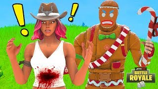 MERRY MARAUDER KILLS DRIFTS GIRLFRIEND CALAMITY...Does She Survive? - Fortnite Short Film