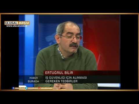 Haber Burada- Filiz Öntaş, Ertuğrul Bilir-   11. 04. 2012 Ulusal Kanal