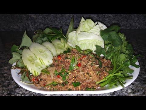 BITTER LARB BEEF (Beef Salad)