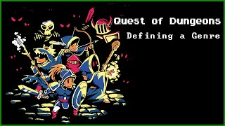 Quest of Dungeons Review: Defining A Genre