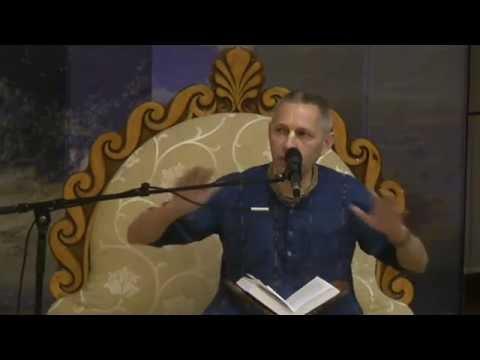 Бхагавад Гита 7.6 - Враджендра Кумар прабху