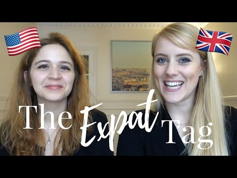 EXPAT TAG: What's it Like to Move Abroad?