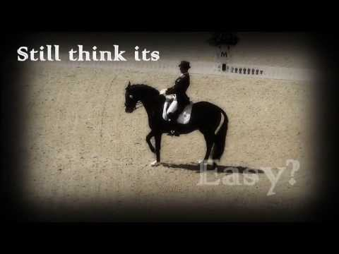 So You Think Equestrianism Is Easy?