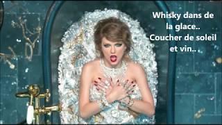 """Taylor Swift """"Gorgeous"""" Traduction Française"""