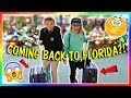 WE ARE COMING BACK TO FLORIDA! | We Are The Davises