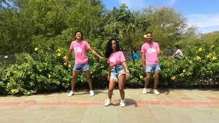 Tome empurradão - Shevchenko e Elloco e Mc Balakinha - Dance Mania | Coreografia
