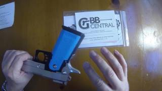 GBB Central 5.1 Hi-Capa Shooter Ready Grip Tape - Review