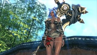 Blade and soul  「 Autumn Breeze RnG Box │150 Boxes 」 「 Rough Customer Outfit 」 BnS 2016