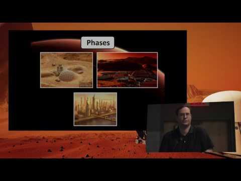 Doug Plata - Inflatables - 19th Annual International Mars Society Convention