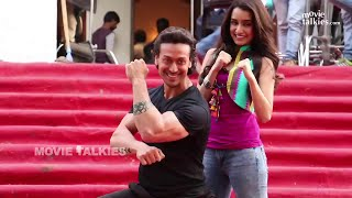 LEAKED: Tiger Shroff & Shraddha Kapoor Shooting For Baaghi