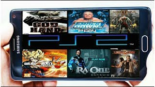 Can we play Ps2 Games on Android like God Hand||Urban reign||God of war 2|| Full info. with GamePlay