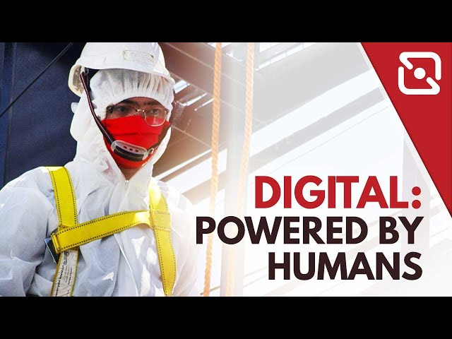 Our new AVP is Digital: Powered by Humans