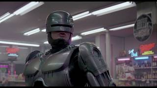 "Robocop - Movie Clip #2 - ""Thank You"" (1987)"
