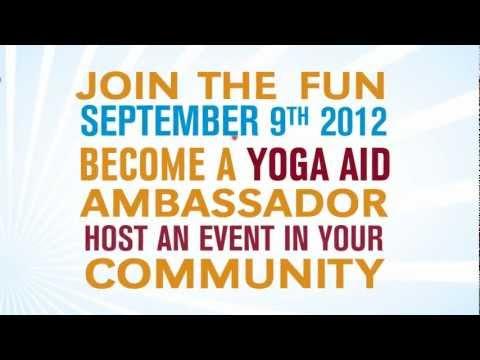 Yoga Aid World Challenge