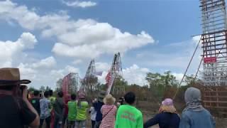 2019年ヤソトーン・ロケット祭り(ブン・バンファイ)Rocket Festival