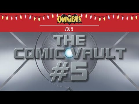 The Comic Vault #5 | The Long Halloween, Klaus and the Crisis in XMasville and More