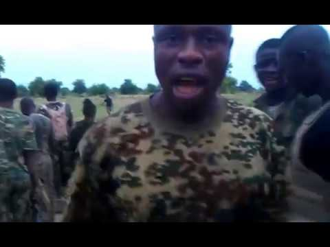 Gallant Army over Boko Haram