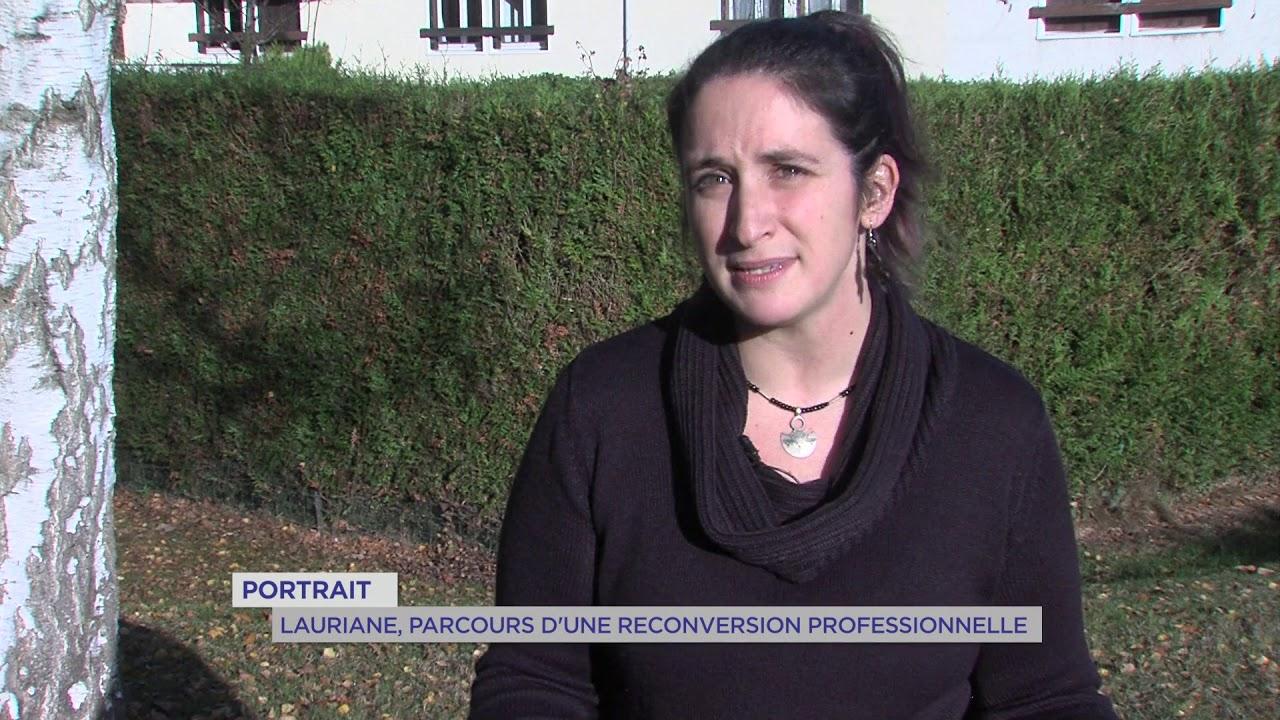 Yvelines | Portrait : Lauriane, parcours d'une reconversion professionnelle