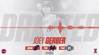 Joey Gerber 2018 MLB Draft Interview