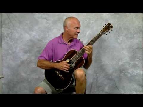 Model P-1 Demo - Stephen Kinnaird Guitars