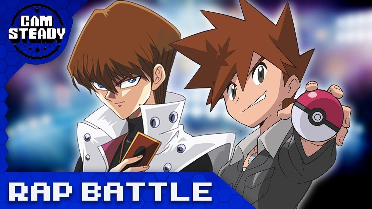 Seto Kaiba vs. Gary Oak RAP BATTLE | Cam Steady ft. Mat4yo [Pokemon vs. Yu-Gi-Oh!]