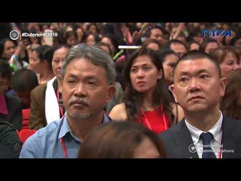 Meeting with the Filipino Community (Speech) 4/12/2018