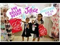 $40 DOLLAR OUTFIT CHALLENGE AT JUSTICE SIS VS SIS |GIRLS WITH HEART AMBASSADORS. #LIVEJUSTICE.