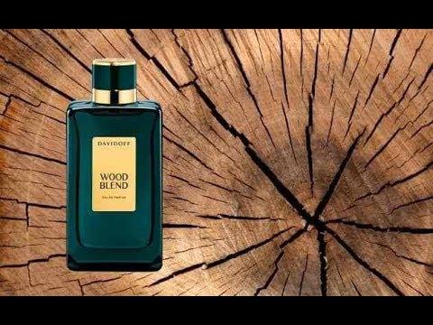 Davidoff Wood Blend Fragrance 1st Impressions Youtube