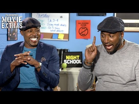 NIGHT SCHOOL | Malcolm D. Lee & Will Packer talk about their experience making the movie Mp3