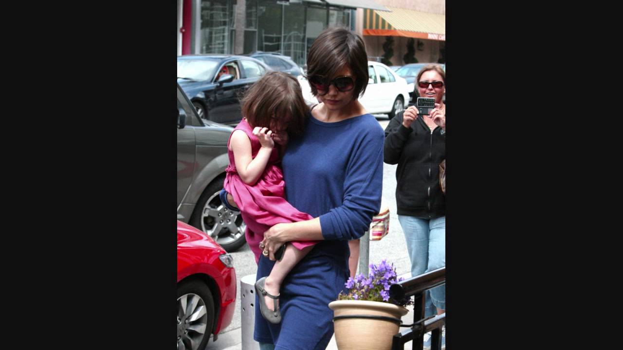 Katie Holmes Is Excited For Daughter Suri's Forthcoming Teenage Years And Tom ...