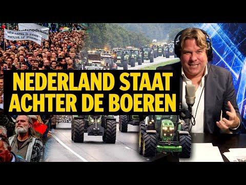 NEDERLAND STAAT ACHTER DE BOEREN - DE JENSEN SHOW #41