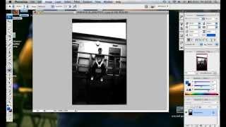 Photoshop - Negatives to Positive