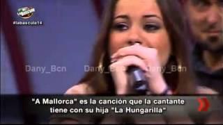 La Húngara y Laury A Mallorca