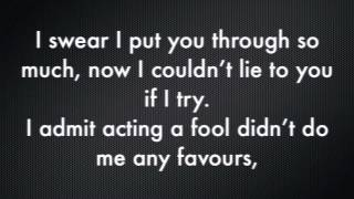 Dappy IOU- Lyrics