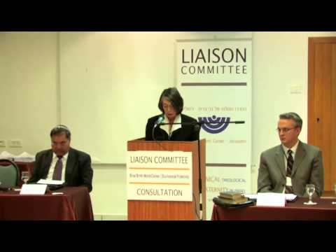 Rev. Petra Heldt - The Mainline Protestant Churches and the State of Israel