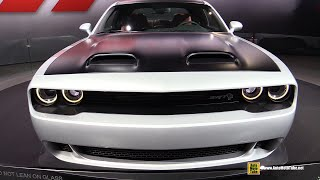 2019 Dodge Challenger Hellcat - Exterior and Interior Walkaround - 2018 LA Auto Show