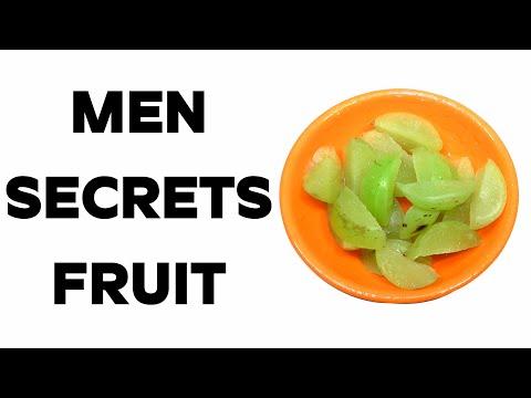 Men Secrets Fruit