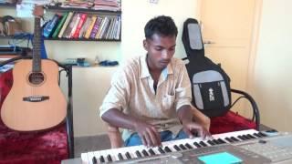 Download Hindi Video Songs - En Jeevan-Theri Keyboard/Piano Cover By Shiyanth