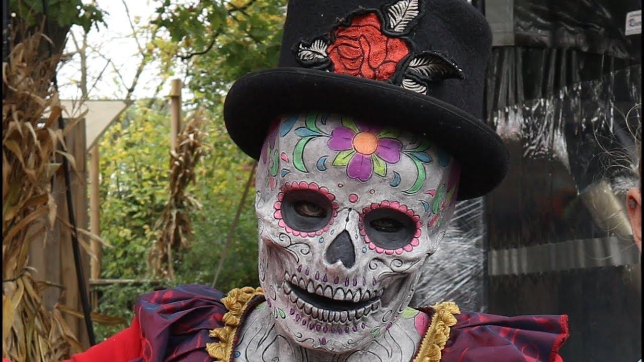 Bobbejaanland Halloween.Bobbejaanland Halloween Nocturnes 2017