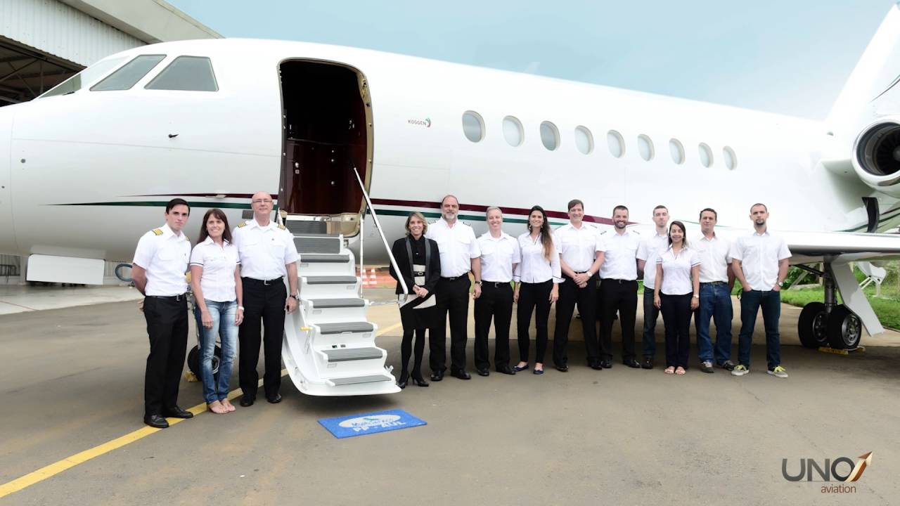 UNO AVIATION, SOUTH FLORIDA'S EXPERTS IN AIRCRAFT PARTS, FLEET MANAGEMENT, AND AIRCRAFT ACQUISITION