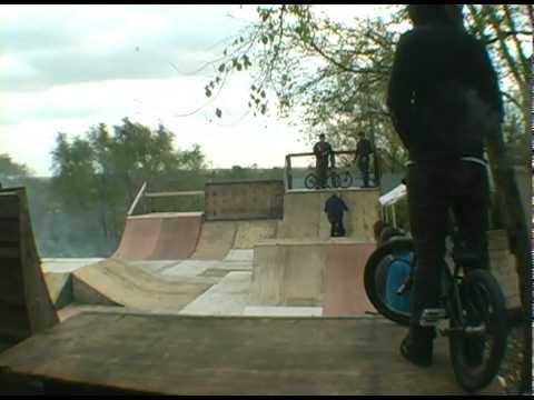 Backyard Bmx Ramps backyard bmx ramps - youtube