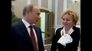 Владимир Путин разводится