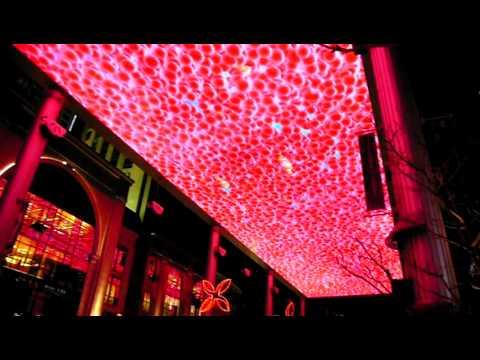 The Place Beijing - Giant LED Screen [Treasure Hunt]