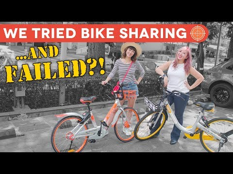 We Tried Bike Sharing...AND FAILED?! - Hype Hunt: EP28