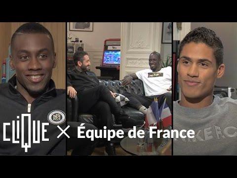 Clique x Équipe de France