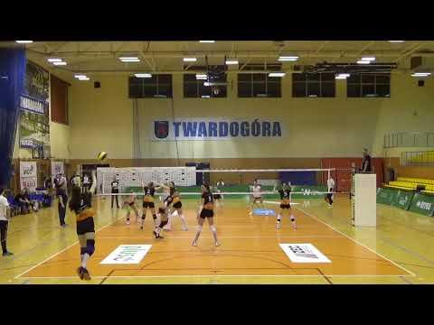 Anna Łozowska Middle Blocker Polish League 2018-2019 nr 17