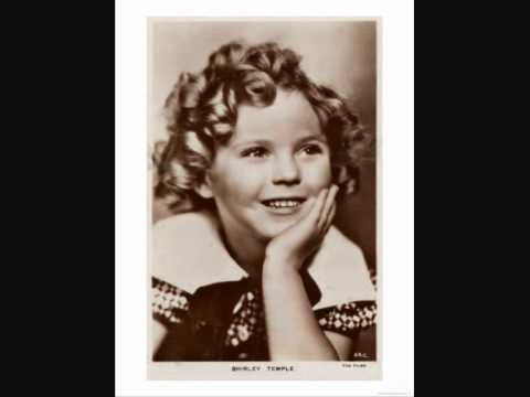 Shirley Temple - You Gotta Eat Your Spinach, Baby